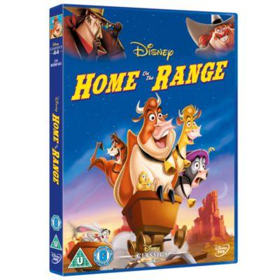 home on the range dvd. Black Bedroom Furniture Sets. Home Design Ideas