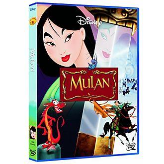 Mulán DVD