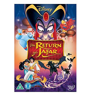 The Return of Jafar DVD