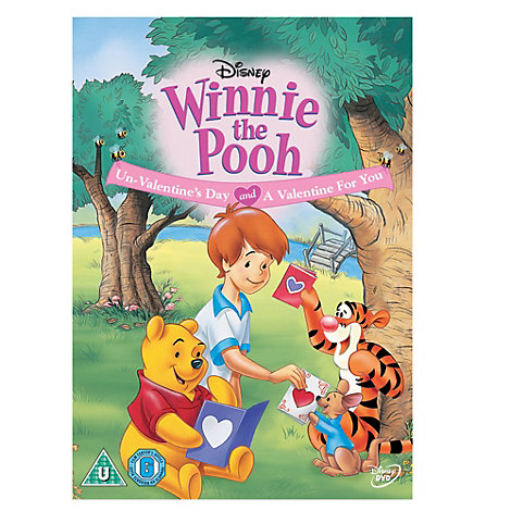 Winnie the Pooh: Un-Valentine's Day and A Valentine For You DVD