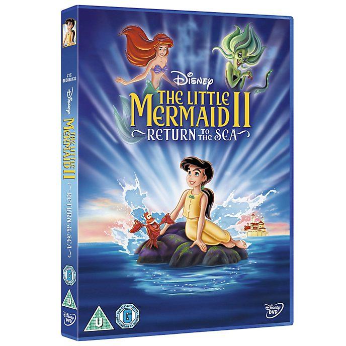 The Little Mermaid II: Return to the Sea DVD