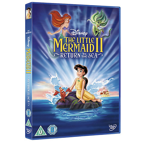 The Little Mermaid II: Return to the Sea DVD