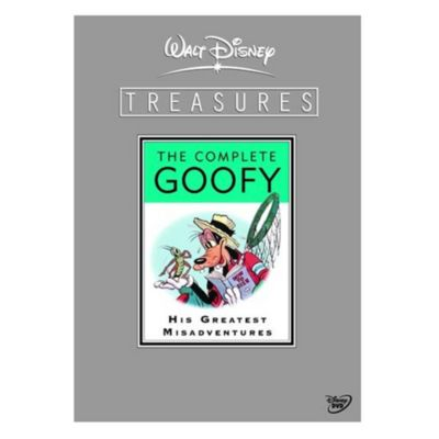 Walt Disney Treasures: The Complete Goofy Collection DVD
