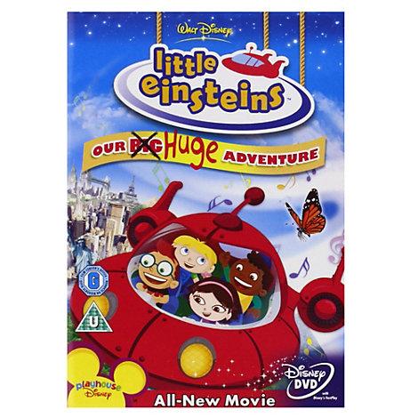 Little Einsteins: Our Huge Adventure DVD