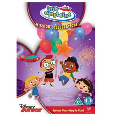 Little Einsteins: Mission Celebration DVD