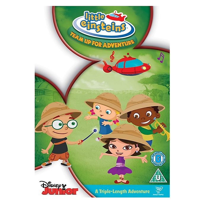 Little Einsteins: Team up for Adventure DVD