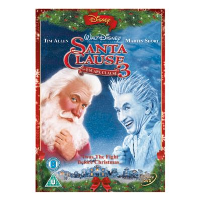 Santa Clause 3 DVD