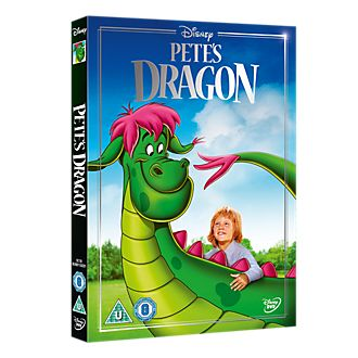 Pete's Dragon Special Edition DVD