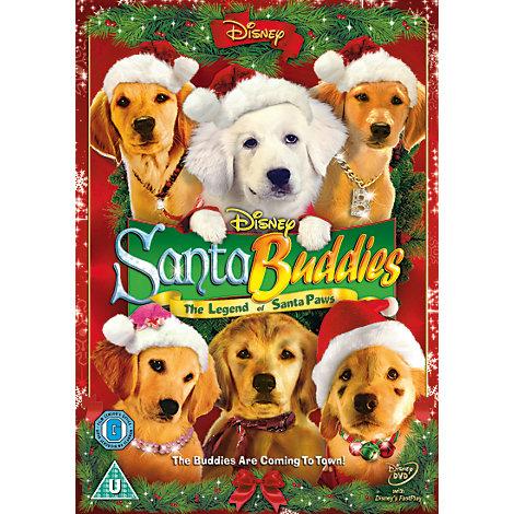 Santa Buddies DVD