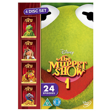 The Muppets Show: Series 1 DVD Box Set