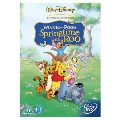 Springtime with Roo DVD