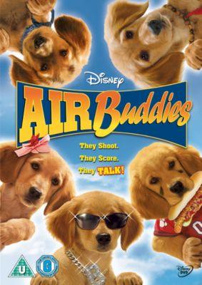 Air Buddies DVD
