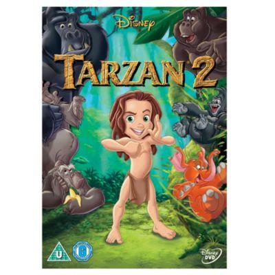 Tarzan 2 DVD