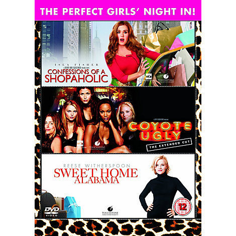 Girls Night In Tripack DVD