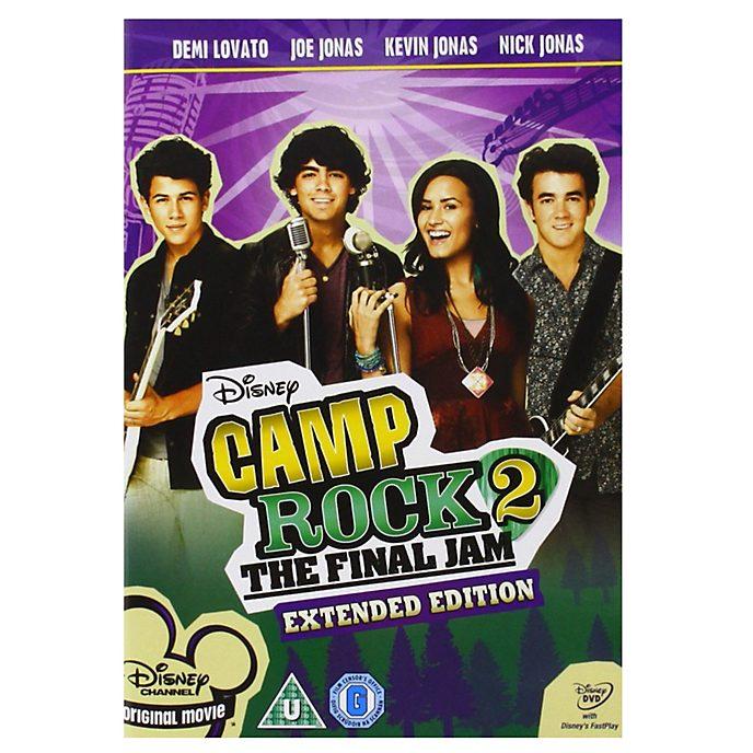 Camp Rock 2 DVD