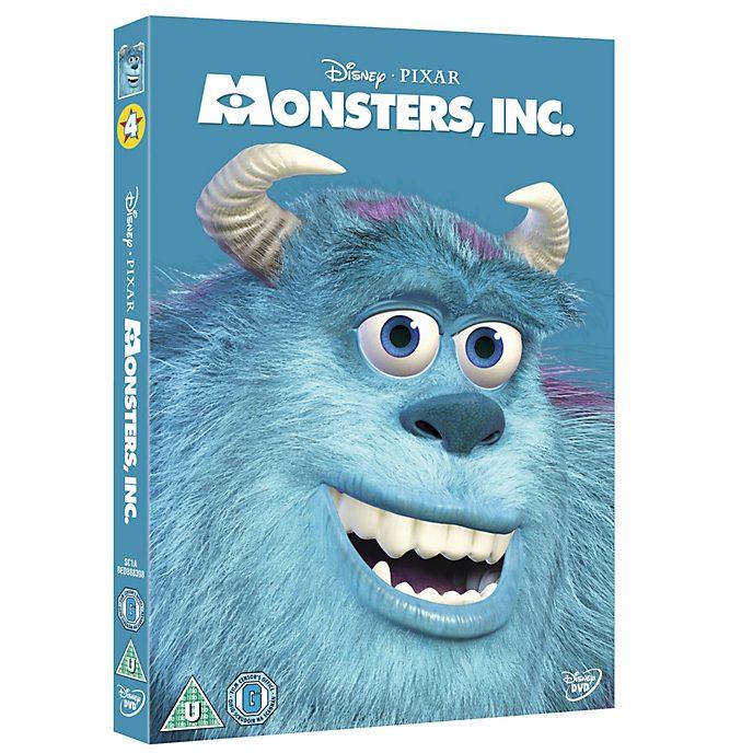 Monsters Inc. DVD