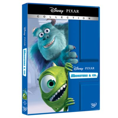 Monsters & Co. - DVD