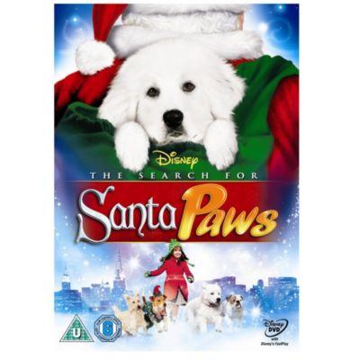 Santa Paws DVD