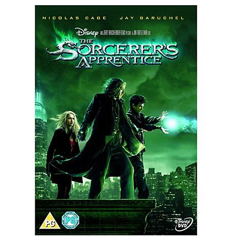 Sorcerers Apprentice DVD