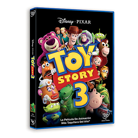 TOY STORY 3 DVD SP