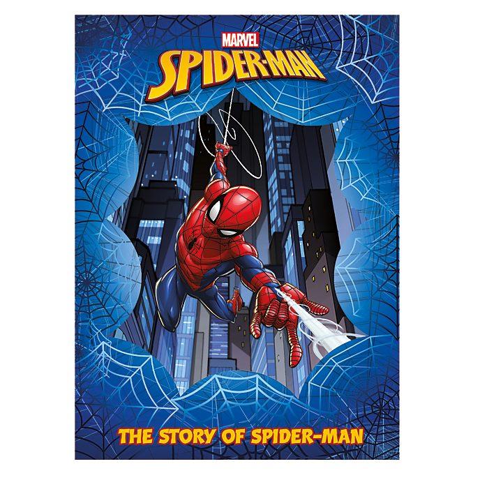 Spider-Man Magic Readers Book