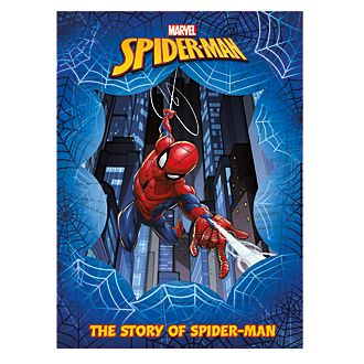 Spider-Man Magic Readers Book