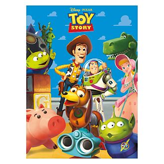 Toy Story Magic Readers Book