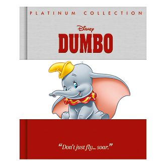 Dumbo Platinum Collection Book