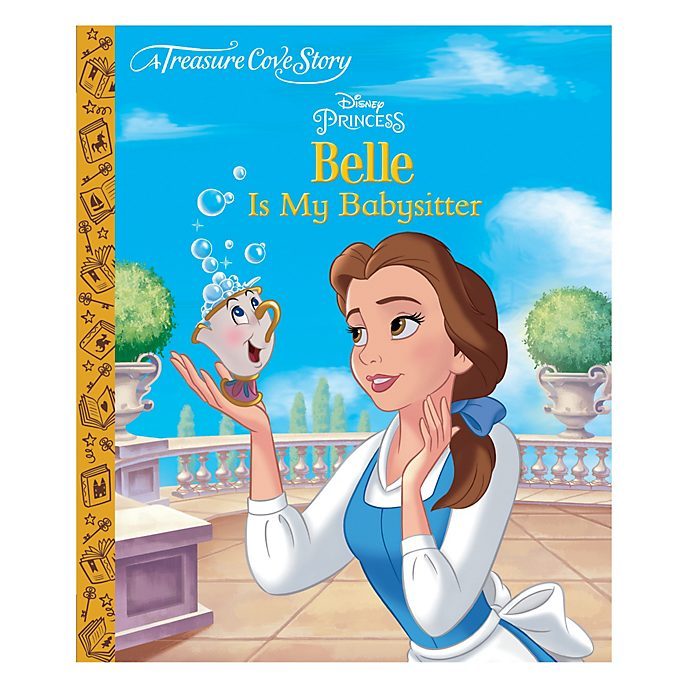 Belle is my Babysitter - a Treasure Cove story