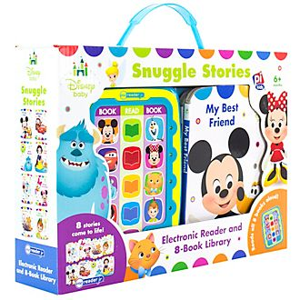 Disney Baby Me Reader - Snuggle Stories