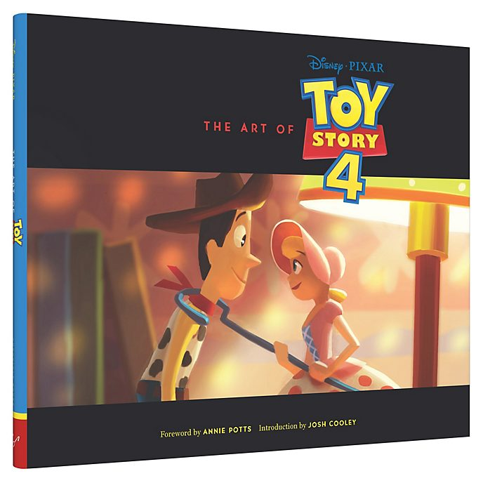 The Art of Toy Story 4 Book