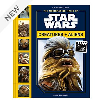 The Moviemaking Magic of Star Wars: Creatures & Aliens Book