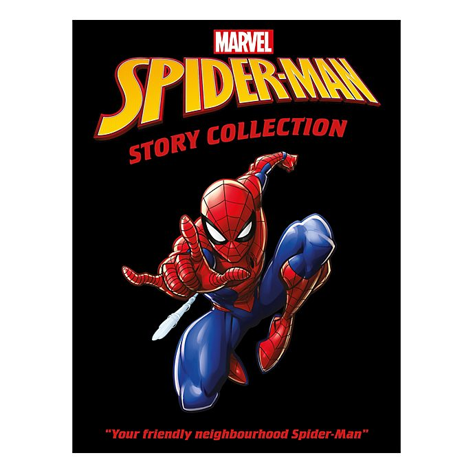 Marvel Spider-Man Story Collection Treasury