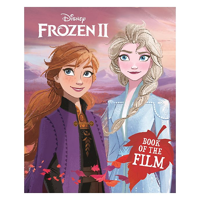 Frozen 2 - Book of the Film