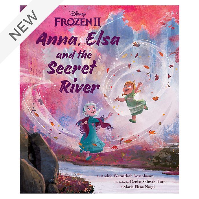Frozen 2 - Anna, Elsa and the Secret River Picture Book