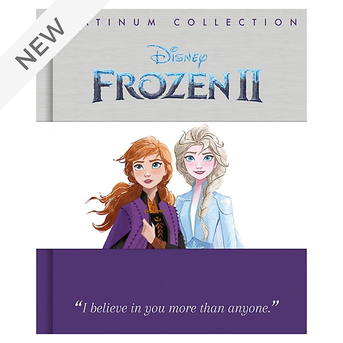 Frozen 2 - Platinum Collection Book