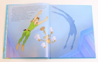 Peter Pan - Disney Movie Collection Book