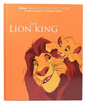 Lion King - Disney Movie Collection Book