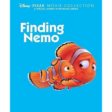 Finding Nemo - Disney Movie Collection Book