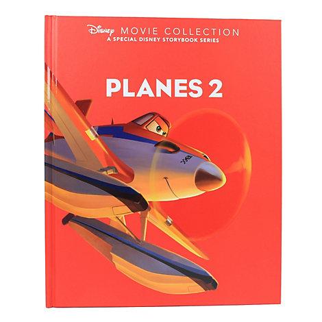 Planes 2 Classic Book