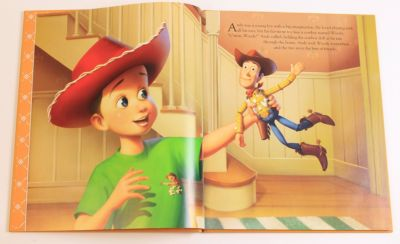 Toy Story - Disney Movie Collection Book