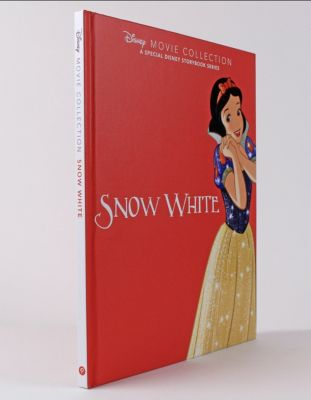 Snow White - Disney Movie Collection Book