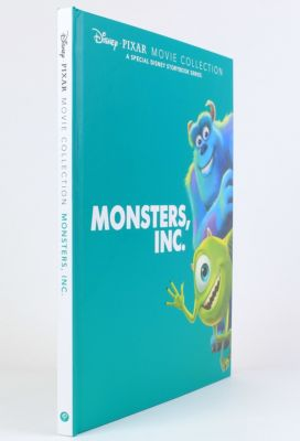 Monsters Inc. - Disney Movie Collection Book