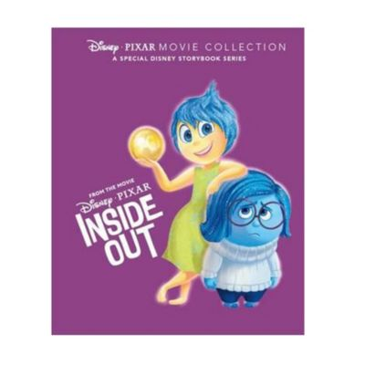 Inside Out - Disney Movie Collection Book