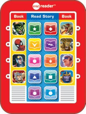 Me Reader - Marvel