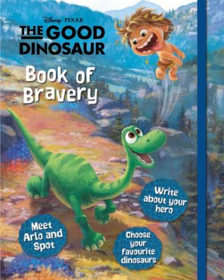 Disney Pixar The Good Dinosaur Book of Secrets