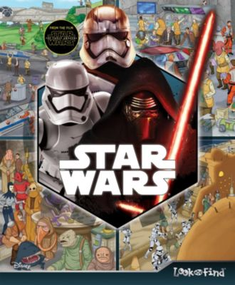 Star Wars: The Force Awakens Look & Find Book