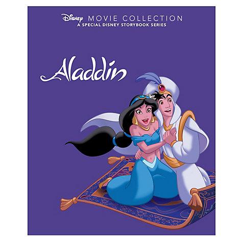 Aladdin Disney Movie Collection Book
