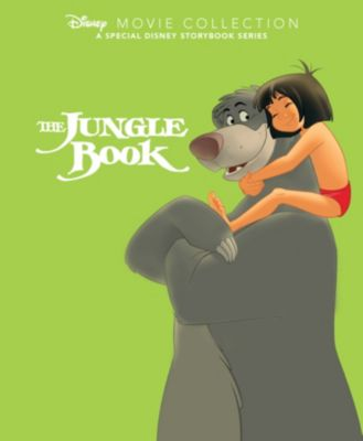 The Jungle Book - Disney Movie Collection Book