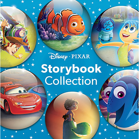 Disney Pixar Storybook Collection